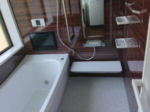 浴室・洗面交換・日高市K様邸