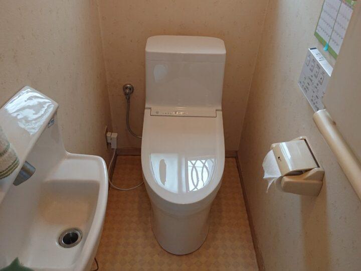 トイレ交換・坂戸市Y様邸
