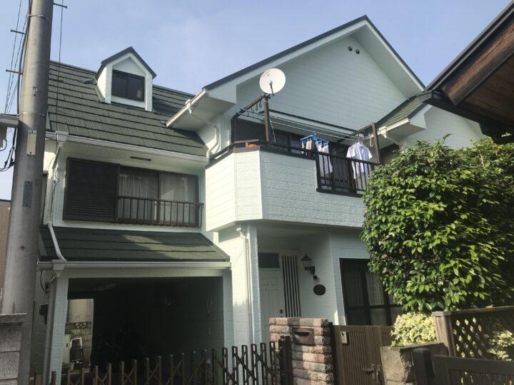屋根リフォーム・外壁塗装 川越市