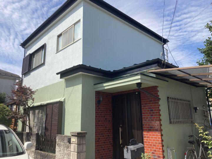 屋根・外壁塗装 鶴ヶ島市