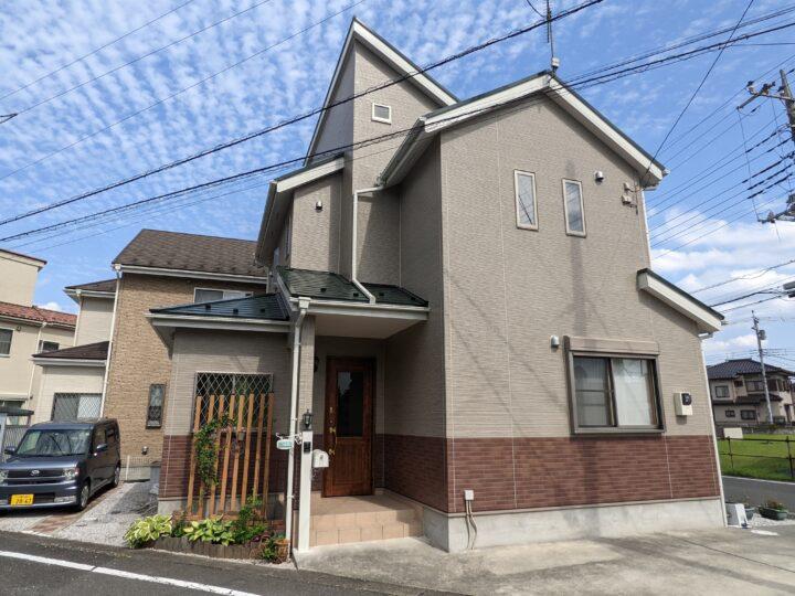 坂戸市 外壁塗装・屋根塗装