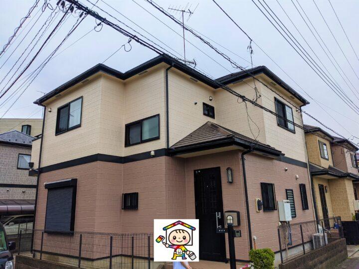坂戸市 外壁塗装屋根塗装