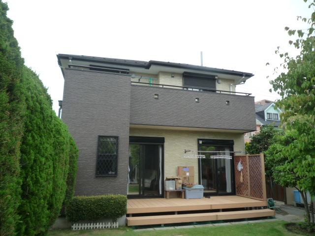 屋根塗装外壁塗装所沢市