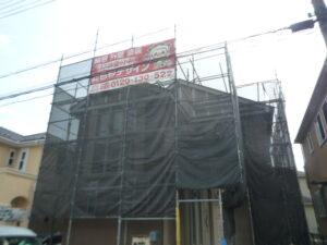 屋根塗装外壁塗装飯能市