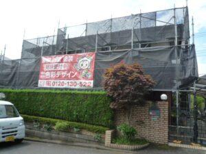 屋根塗装外壁塗装日高市