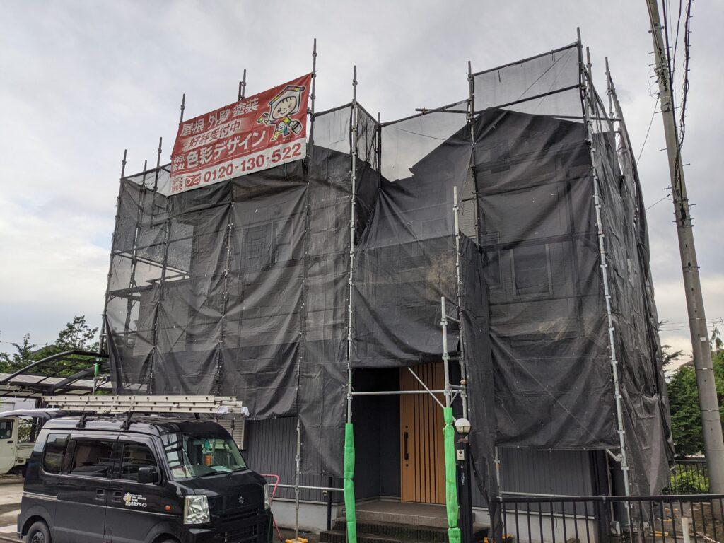 鶴ヶ島 外壁塗装 屋根塗装