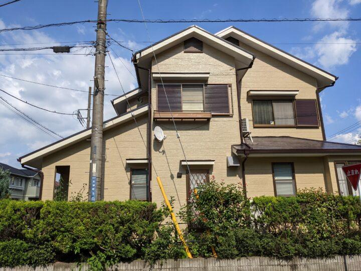 外壁塗装・屋根塗装 東松山市
