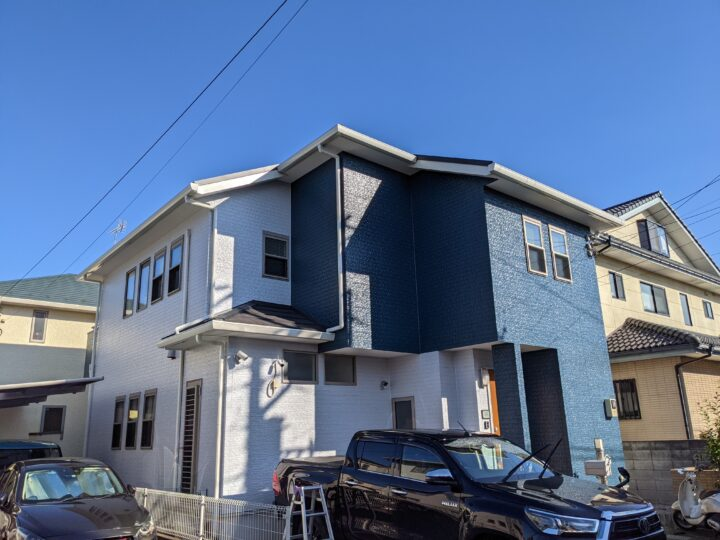 外壁塗装・屋根リフォーム 坂戸市