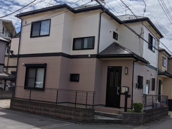 外壁塗装・屋根塗装 坂戸市