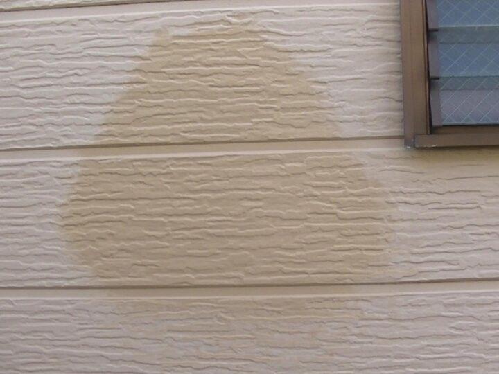 外壁 吸水