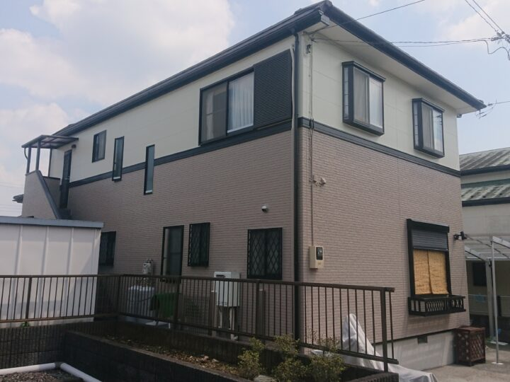 屋根リフォーム外壁塗装飯能市
