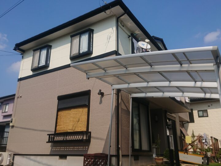 屋根リフォーム外壁塗装