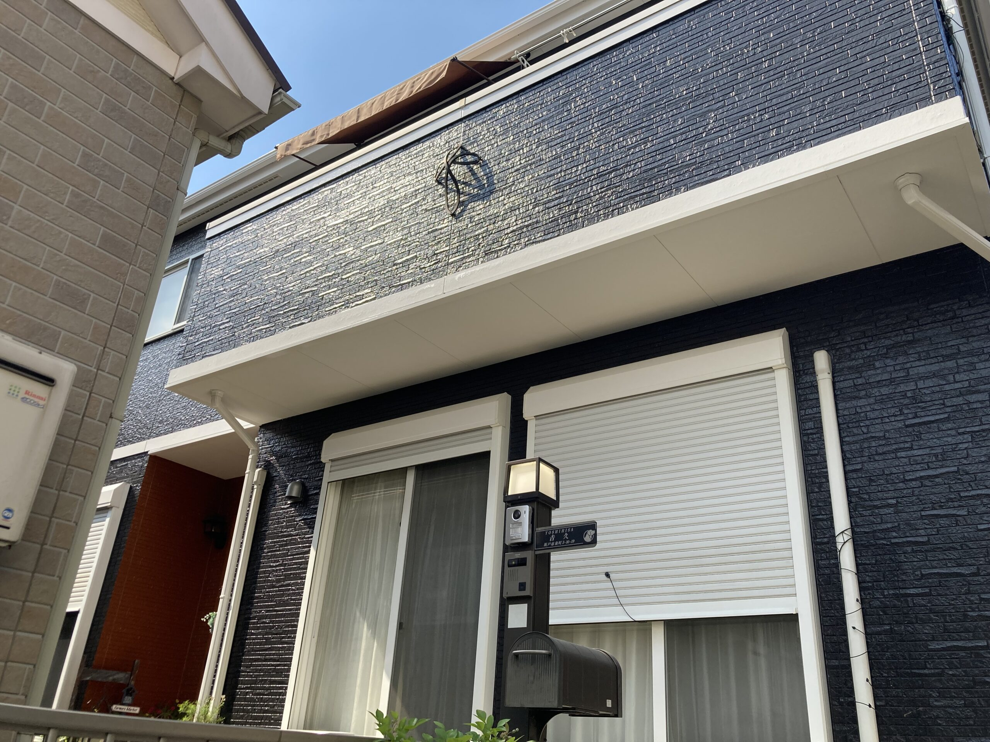 坂戸市Y様 外壁塗装・屋根カバー工事
