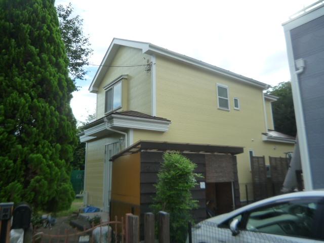 屋根外壁塗装飯能市