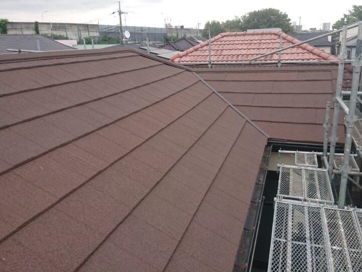 屋根リフォーム・カバー