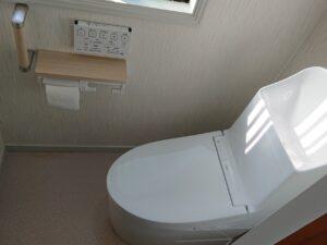 トイレ交換工事・川越市T様邸