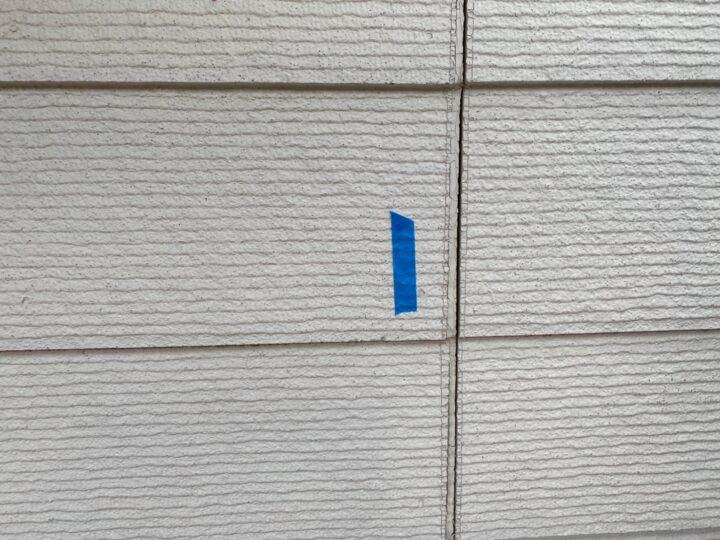 外壁目地・施工前