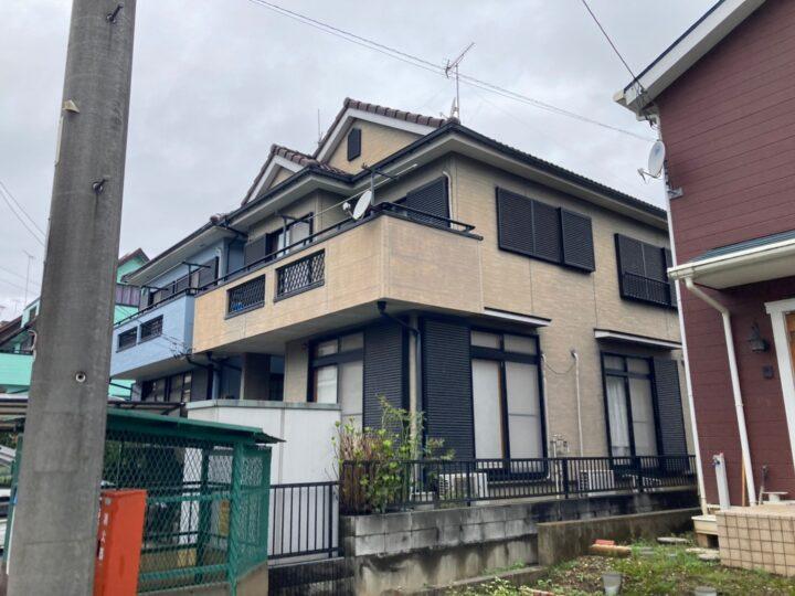 屋根塗装・外壁塗装 毛呂山町