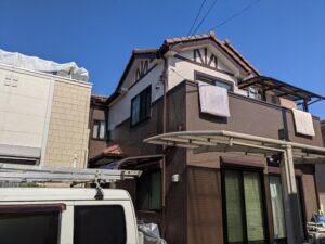 東松山市 外壁塗装・屋根瓦工事